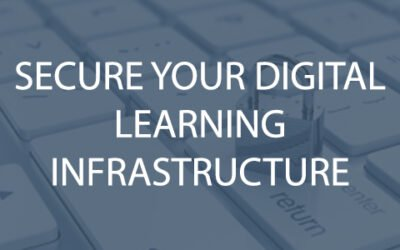 Secure Your Digital Learning Infrastructure from the Inside out with VMware NSX